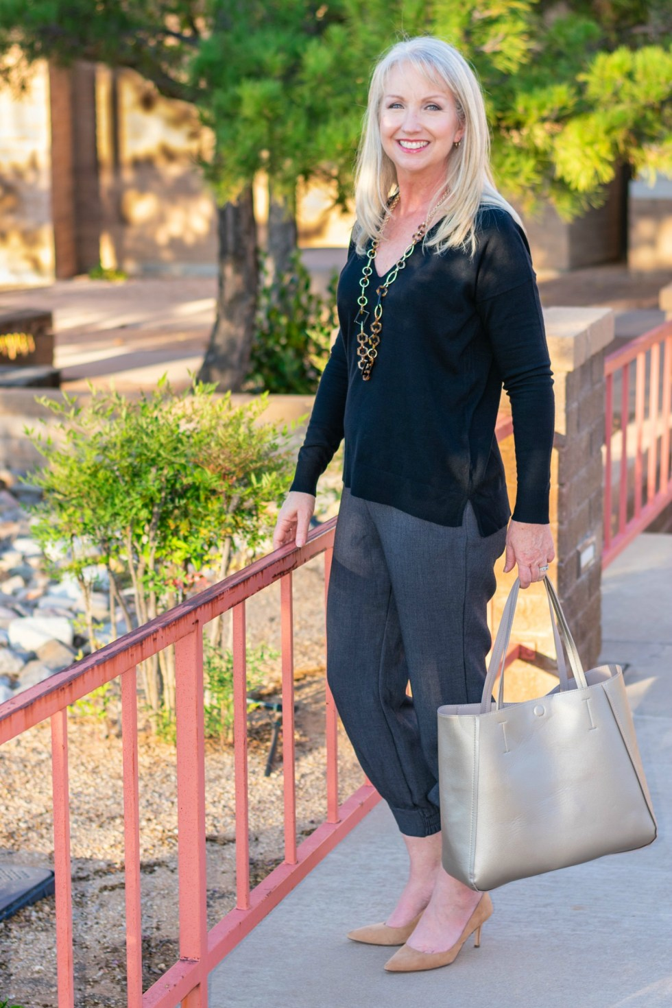 How to Wear Ankle Length Joggers - Prologue