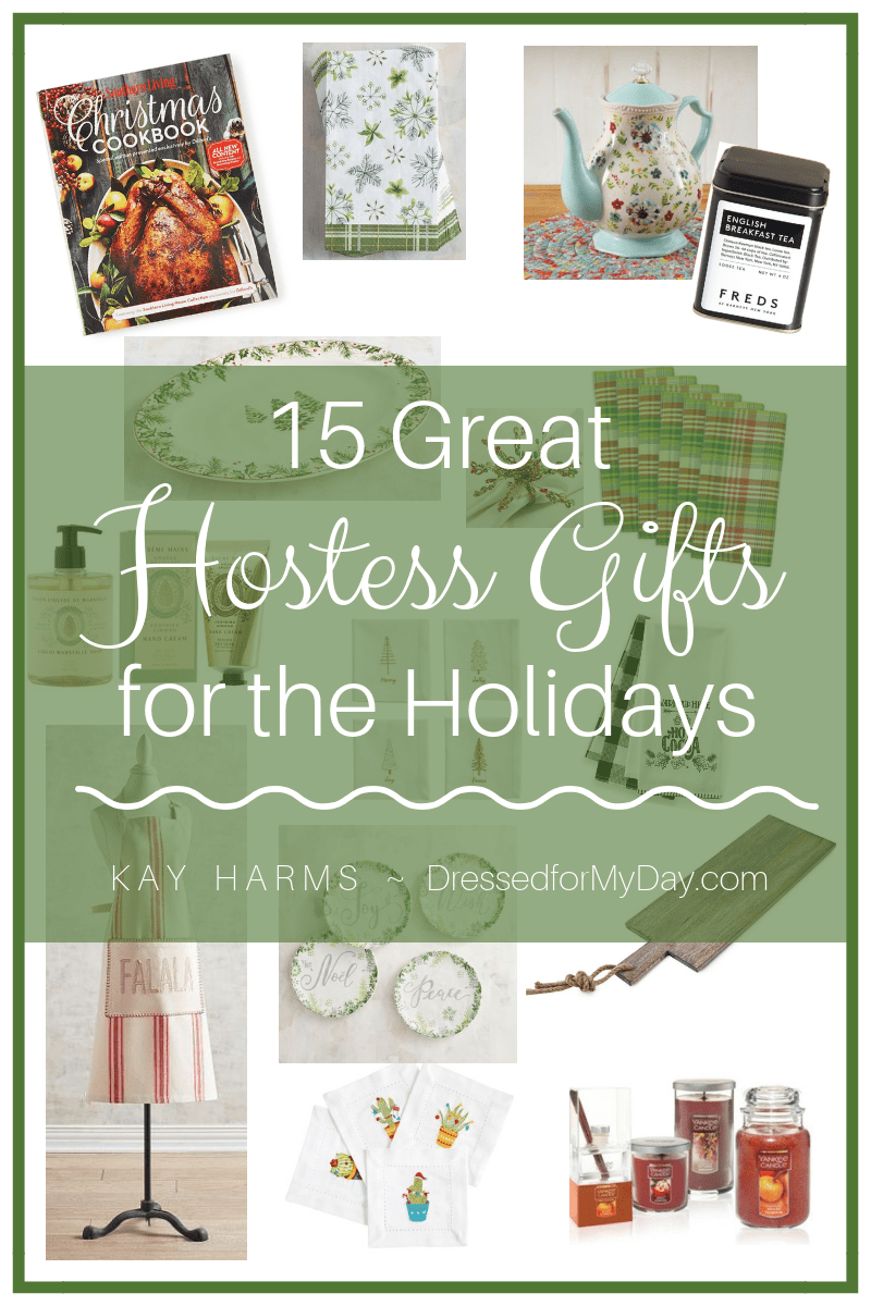 15 Great Hostess Gifts for the Holidays