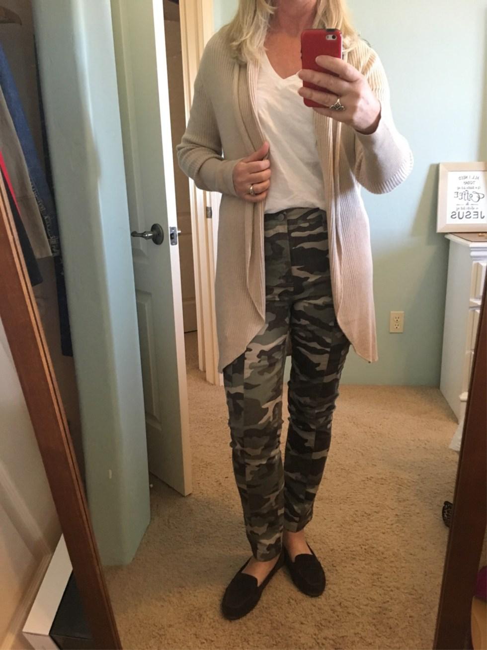2 Ways to Style Camo + More Ideas