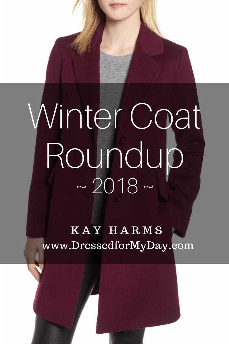 Winter Coat Roundup 2018