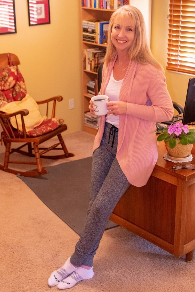 Work from Home Outfit and Tips