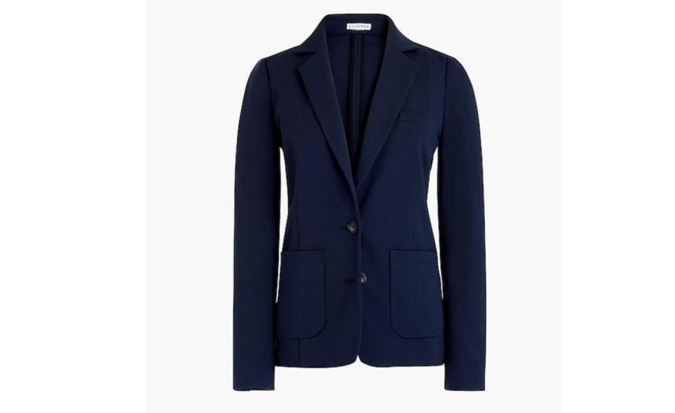 Spring 2019 Wardrobe Essentials Blazer