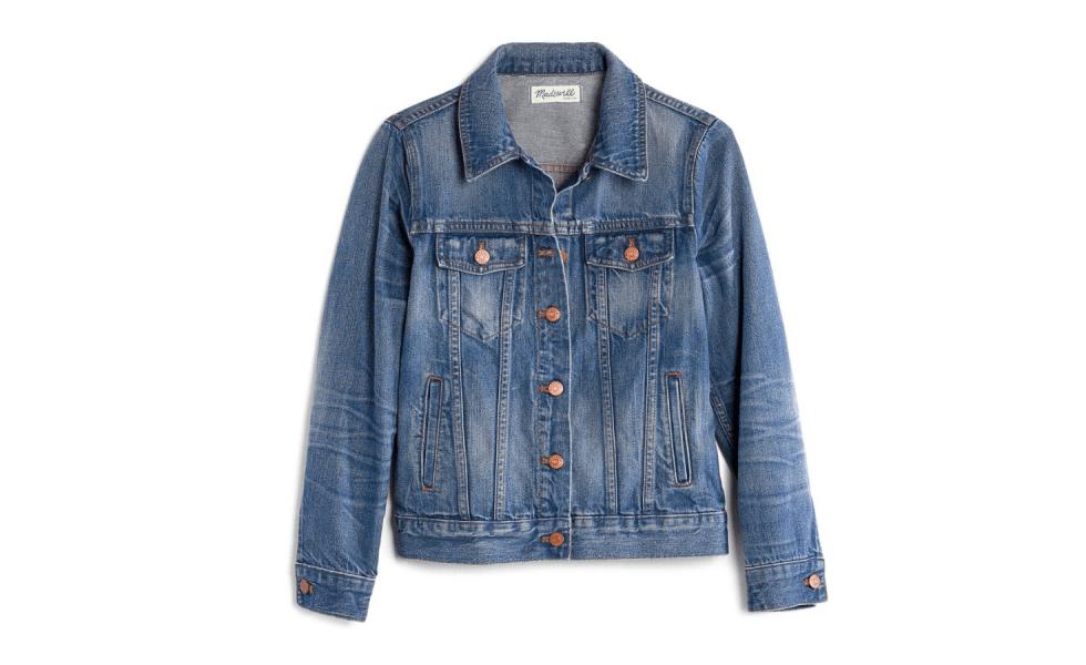 Spring 2019 Wardrobe Essentials Denim Jacket