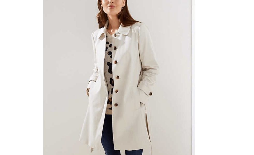 Spring 2019 Wardrobe Essentials Trench Coat