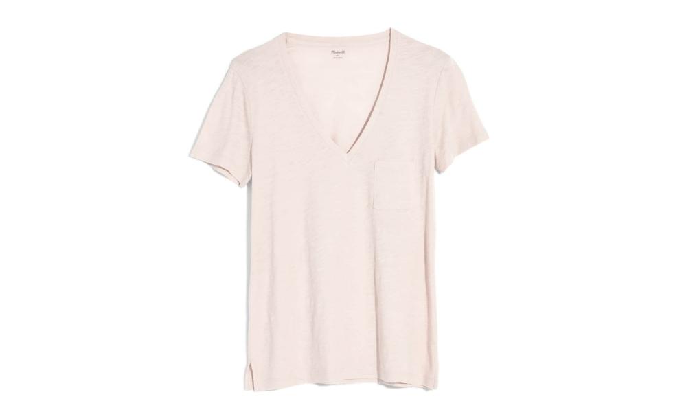 Spring 2019 Wardrobe Essentials short sleeve tees