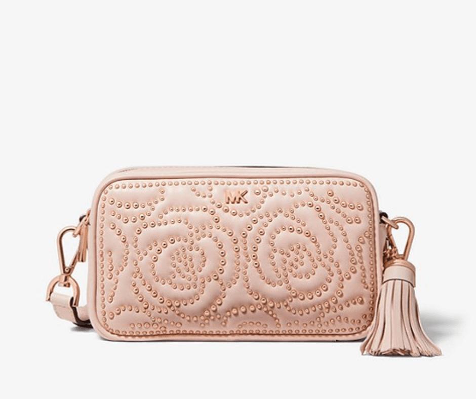 March Favorites Pale Pink Camera Bag