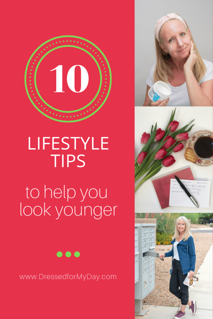 10 Lifestyle Tips to Help You Look Younger