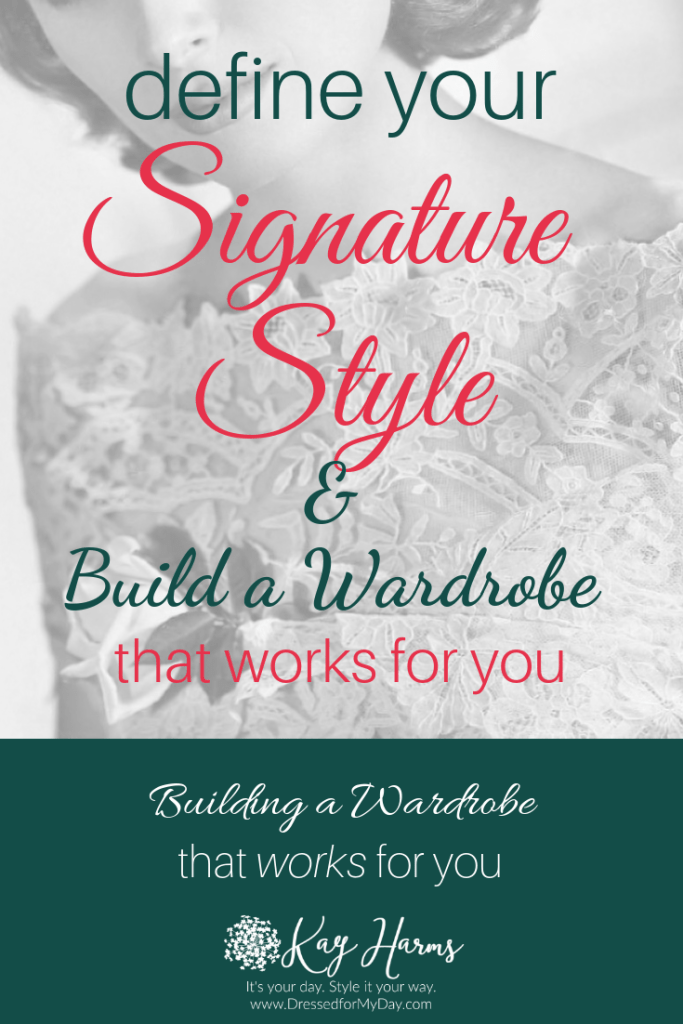 Define Your Signature Style & Build a Wardrobe that Works for You