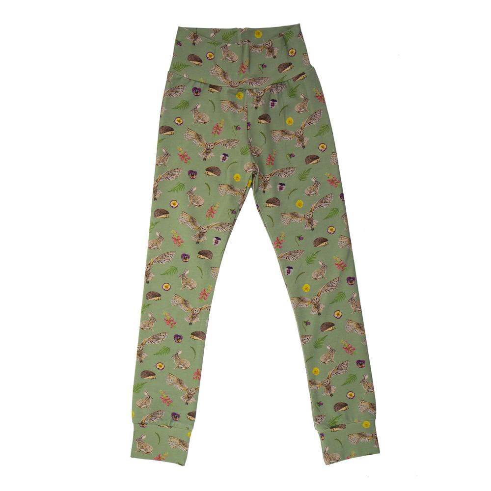 Green-Country-Leggings