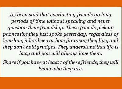 everlasting friends