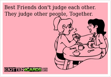 best friends judge