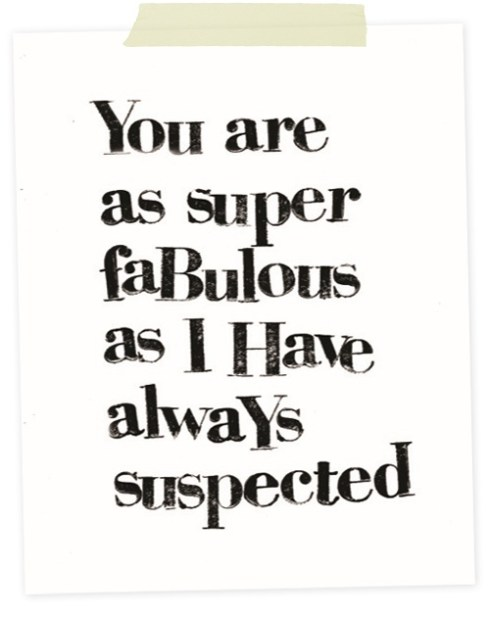 super fabulous