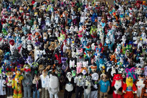 Are You Here For the Furry Convention? - DRESSED TO A T
