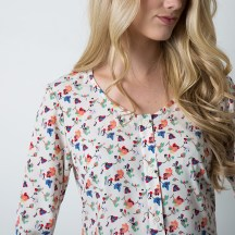 Oakridge Blouse