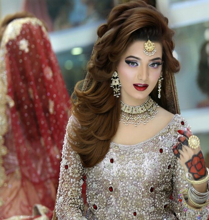 Latest Pakistani Bridal Makeup 2018 Perfect Look Amp Trend