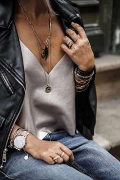 Badass leather clothes for women (065) | fashion