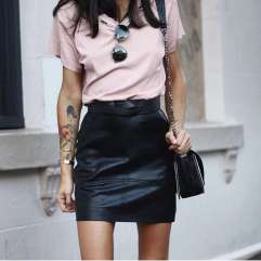 Badass leather clothes for women (099) | fashion