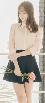 Blouse design idea and inspiration 036 fashion