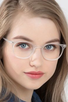Clear Glasses Frame For Women's Fashion Ideas #Transparent #Eyeglass (19)