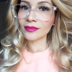 Clear Glasses Frame For Women's Fashion Ideas #Transparent #Eyeglass (22)