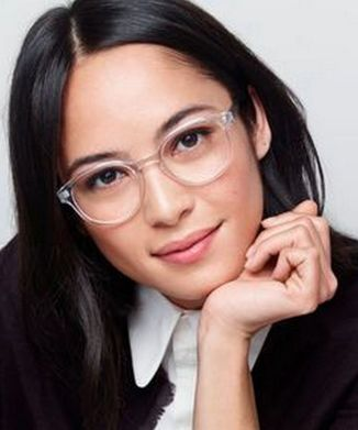 Clear Glasses Frame For Women's Fashion Ideas #Transparent #Eyeglass (29)