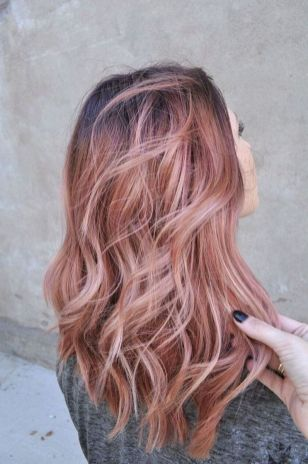 Colorful pink hairstyles (13)