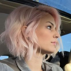 Colorful pink hairstyles (15)