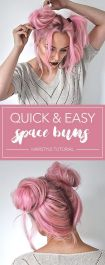 Colorful pink hairstyles (20)
