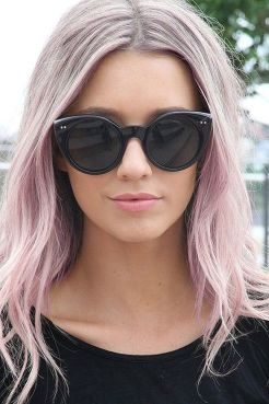 Colorful pink hairstyles (23)