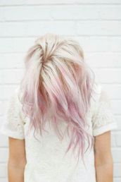Colorful pink hairstyles (24)