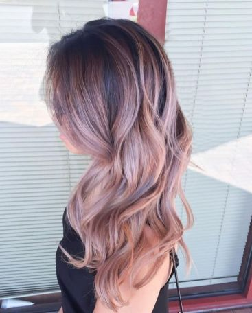 Colorful pink hairstyles (38)