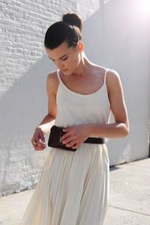 Skinny Girl With Fannypack Outfits Street Style Ideas