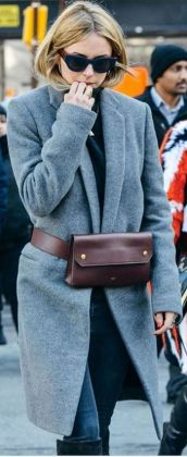 This Is One Of The Best Fanny Pack Outfit Street Styles!