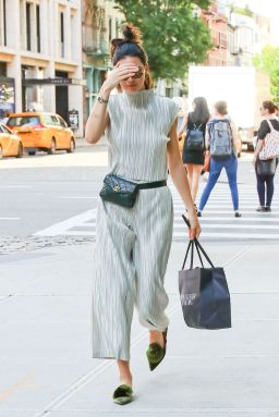 Kendall Jenner And Cara Delevingne Prove That Fanny Packs Are The Hottest Summer Accessory Photos | W Magazine
