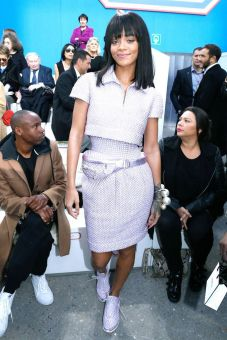 Harpersbazaar.com Rihanna Has Been Making A Style Splash At Paris Fashion Week. See All Of Her Best Looks From The Paris Shows Here.