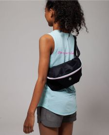 Cross-body Or Fannypack Style Keeps Your Hands Free. | Around About Bag
