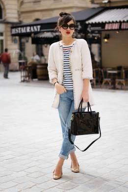 French street style looks (33)   fashion
