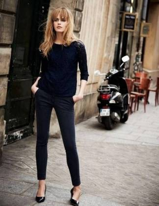 French street style looks (44)   fashion