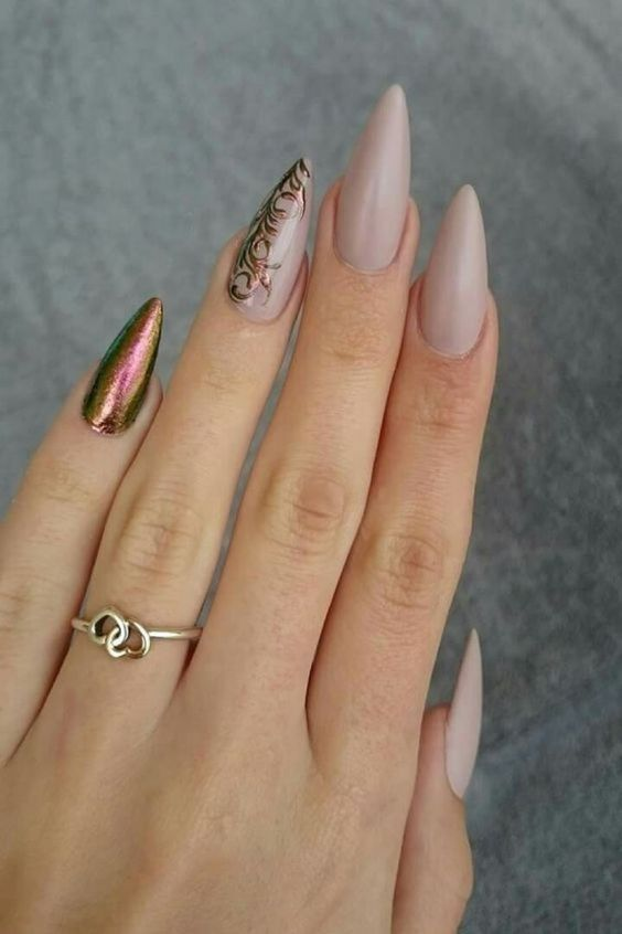 Gorgeous nail art designs (22)