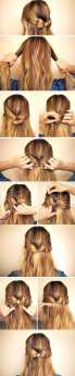 Hairstyles diy and tutorial for all hair lengths 003 | fashion