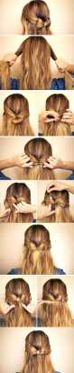 Hairstyles diy and tutorial for all hair lengths 003   fashion