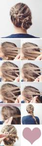 Hairstyles diy and tutorial for all hair lengths 005 | fashion