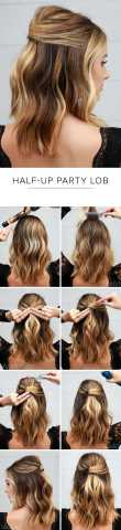 Hairstyles diy and tutorial for all hair lengths 006   fashion
