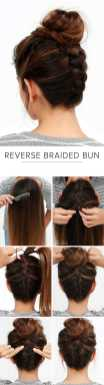 Hairstyles diy and tutorial for all hair lengths 008 | fashion