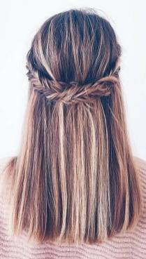 Hairstyles diy and tutorial for all hair lengths 030   fashion