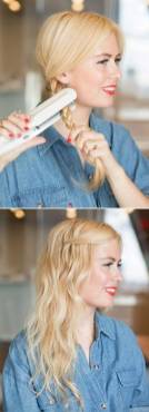 Hairstyles diy and tutorial for all hair lengths 033   fashion