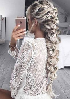 Hairstyles diy and tutorial for all hair lengths 038 | fashion