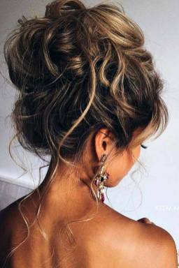 Hairstyles diy and tutorial for all hair lengths 054 | fashion