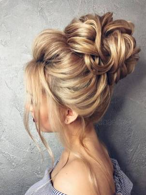 Hairstyles diy and tutorial for all hair lengths 057   fashion