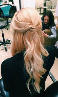 Hairstyles diy and tutorial for all hair lengths 083 | fashion